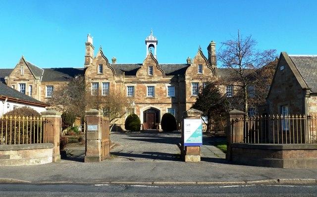 Holmston House
