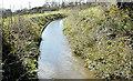 J3888 : Dam run off, Carrickfergus - March 2015(1) by Albert Bridge