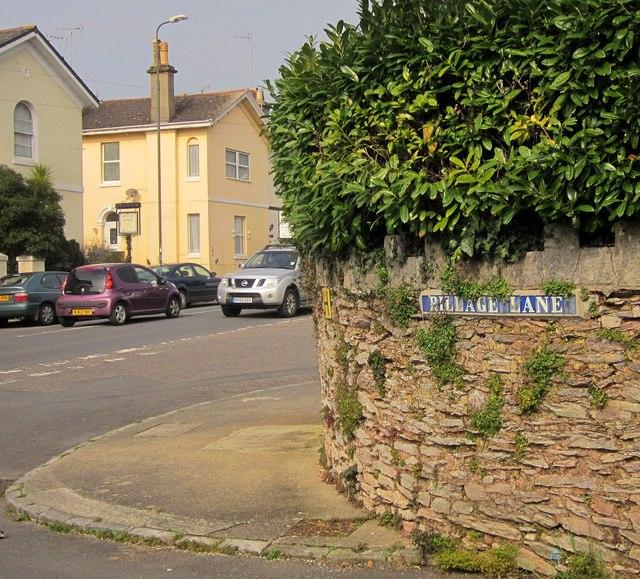 Rillage Lane, Torquay