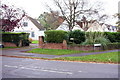 SU7573 : #2 Warren Road, 'Little Mead', at Western Avenue junction by Roger Templeman