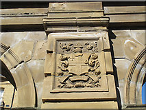 SE1633 : Corporation of London arms in Bradford by Stephen Craven