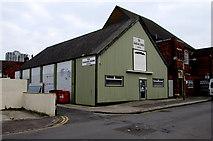 SU1484 : The Garage Door Centre, Swindon by Jaggery