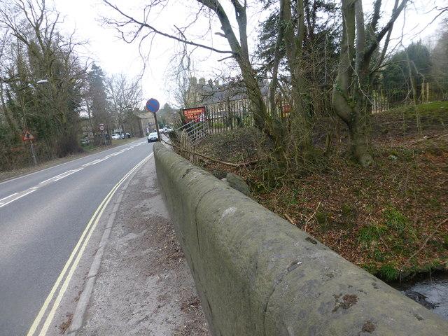 Bridge A619 Baslow