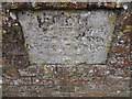 TM2484 : Plaque on Station Hill Bridge by Adrian Cable
