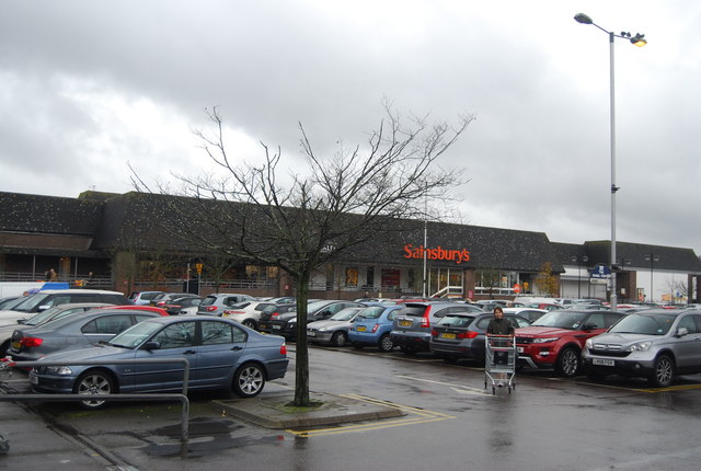 Sainsbury's, Tonbridge
