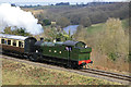 SO7482 : Severn Valley, Highley by Chris Allen