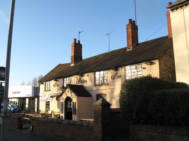 Sunshine on the Globe-Walsall, West Midlands