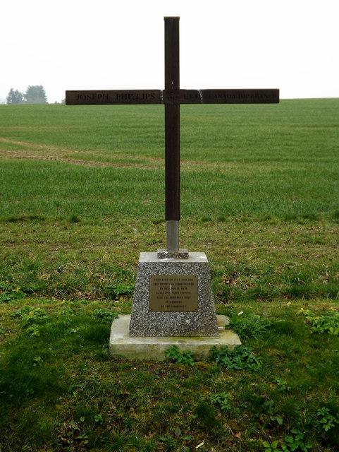 Memorial off Church Lane