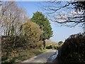 SX2190 : Road, Fonston by Derek Harper