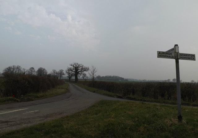 Church Lane, Alburgh