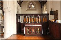 TQ2976 : Christ Church, Union Grove - South chapel by John Salmon