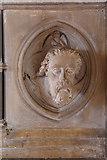 TQ2976 : Christ Church, Union Grove - Pulpit detail by John Salmon