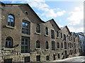 NZ2463 : (Former) bonded warehouses, Hanover Street, NE1 (2) by Mike Quinn