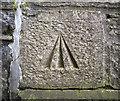 H2344 : Bench Mark, Enniskillen by Rossographer
