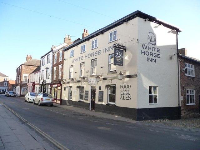 White Horse Inn, Howden