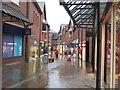 SD1969 : Portland Walk, Barrow-in-Furness by Graham Robson