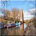 SJ9398 : Ashton Canal by Gerald England