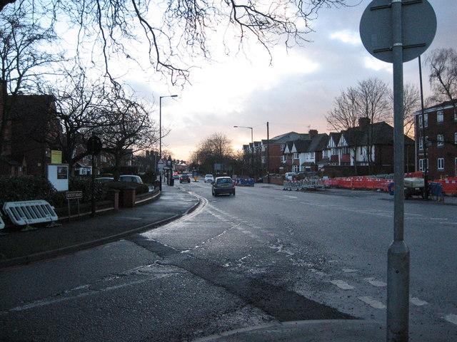 Bescot Road-Walsall, West Midlands