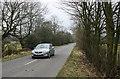 SK3357 : Lea Moor Road by Graham Hogg