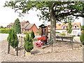 TG1011 : Honingham War Memorial by Adrian S Pye