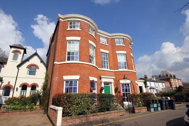 Deva House, The Groves, Chester