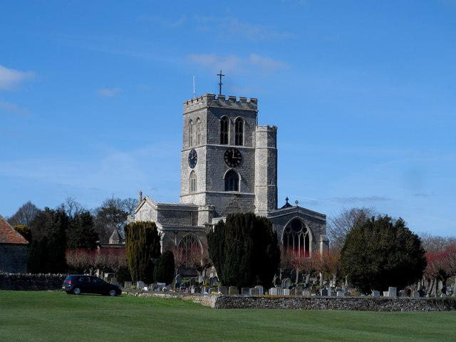 St Mary, Thame