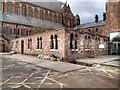 SJ8796 : Restoration Work at Gorton Monastery by David Dixon