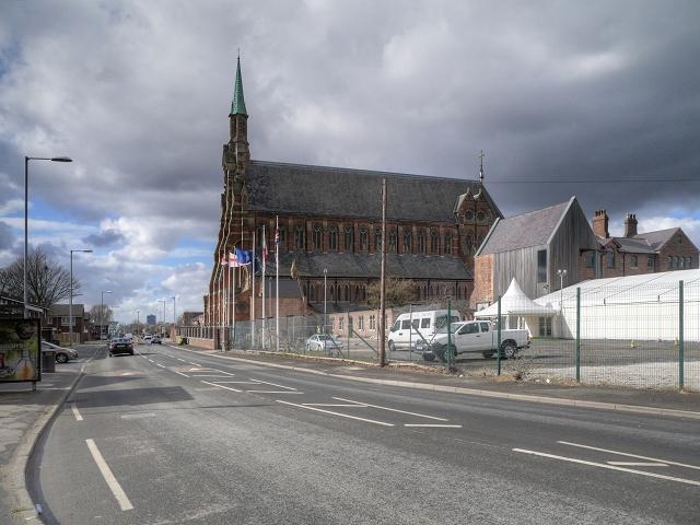 Gorton Monastery, Gorton Lane