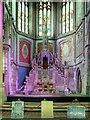 SJ8796 : The Altar at Gorton Monastery by David Dixon