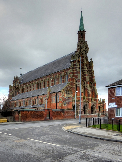 The Church and Friary of St Francis (Gorton Monastery)