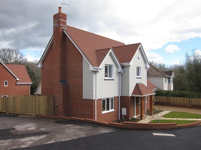 New houses Beauharrow Road