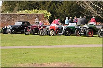 SO7031 : A Morgan car rally by Philip Halling