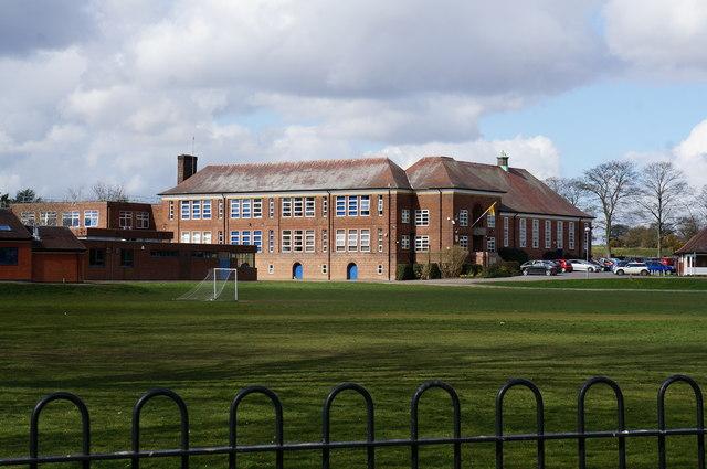 Beverley Grammar School, Queensgate, Beverley