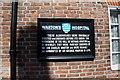 TA0339 : Warton's Hospital on Minster Moorgate, Beverley by Ian S