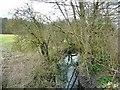 SE4035 : Cock Beck, upstream from Throstlenest Bridge by Christine Johnstone