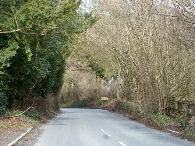 Road, Lower Cadsdean