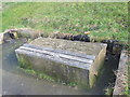 NZ2462 : Bench by the River Tyne by Mike Quinn