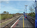 SP8004 : Monks Risborough station by Robin Webster