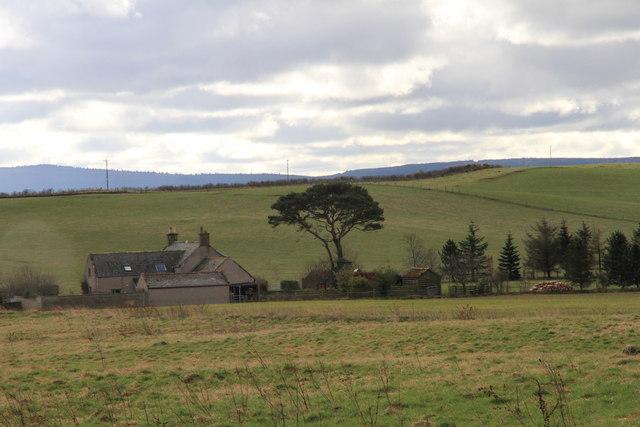 Corbiewell Near Binn Hill