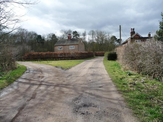 No left turn for ramblers and cyclists at Staith Cottage