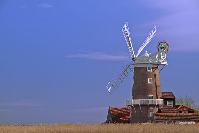 Cley Wind Mill