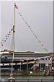 ST5772 : Bristol : SS Great Britain by Lewis Clarke