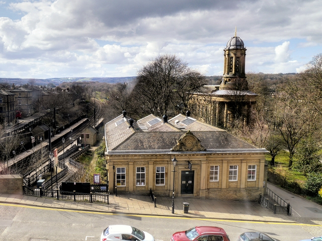 Shipley College Mill Building, Saltaire