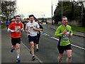H4672 : Omagh Half Marathon - runners (8) by Kenneth  Allen