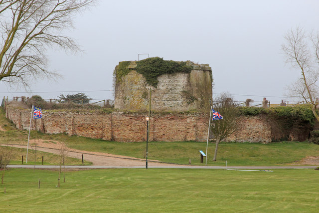 Martello Tower number 28, Rye Harbour