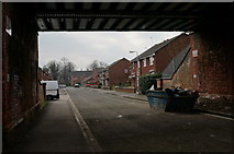 TA0830 : Maple Street off Queens Road, Hull by Ian S
