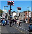ST5872 : South side of Prince Street Bridge, Bristol by Jaggery