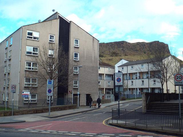 Viewcraig Street, Edinburgh