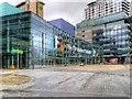 SJ8097 : MediaCityUK, dock 10 Studios by David Dixon