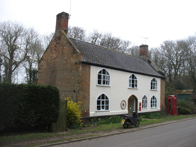 The Old Post Office, Brundish